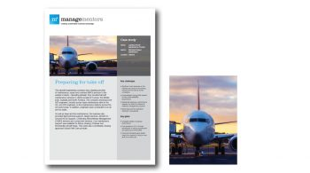 Leading Aircraft Maintenance Feature Image